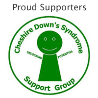 Proud Supporters of Cheshire Down's Syndrom Support Group